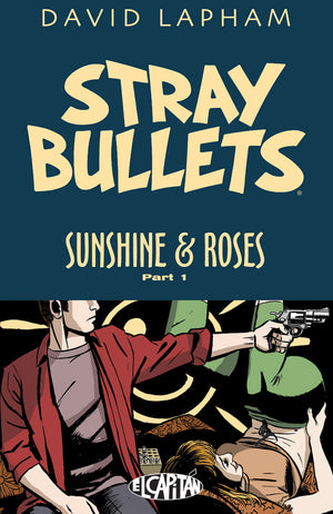 Stray Bullets Sunshine & Roses Volume 01