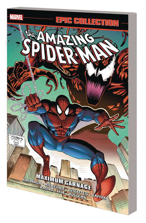 Amazing Spider-man Epic Collection TP Maximum Carnage PRE-ORDER (orders due November 25th)