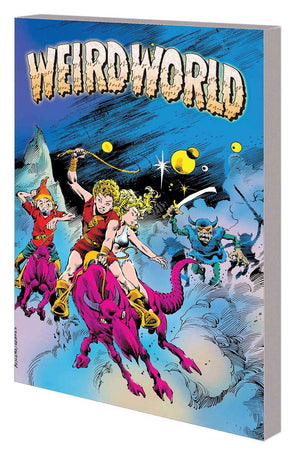 Weirdworld TP Dragon master of Klarn
