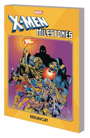 X-Men Milestones TP Onslaught PRE-ORDER (orders due December 2nd)
