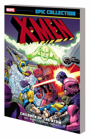 X-men Epic Collection TP Children of the Atom (New Printing)