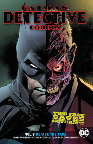 Detective Comics Rebirth TP Volume 09