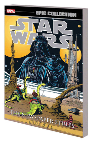 Star War Legends the Newspaper Strips TP Vol 02