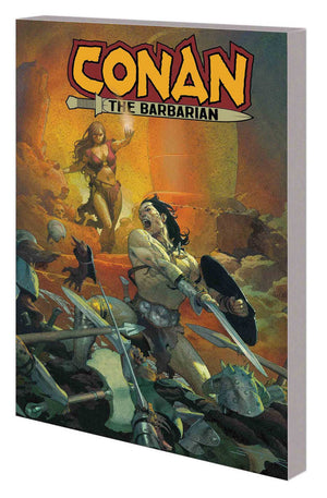 Conan the Barbarian TP Vol 01 The Life and Death of Conan