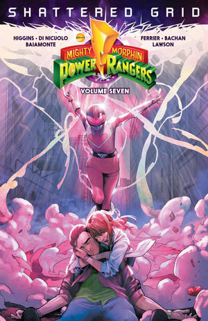 Mighty Morphin Power Rangers Vol 07