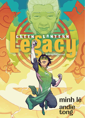 Green Lantern Legacy TP PRE-ORDER (orders due October 7th)