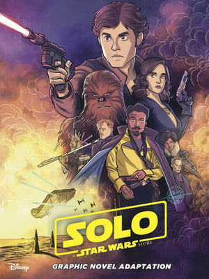 Star Wars Solo Graphic Novel
