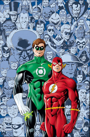 Flash / Green Lantern: Brave & the Bold HC