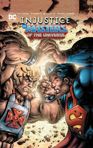 Injustice vs. Masters of the Universe HC