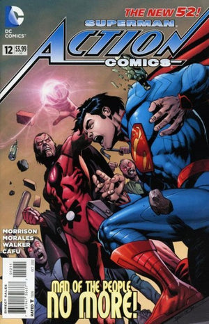 Action Comics (Vol. 2, 2011-2016) #012