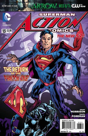 Action Comics (Vol. 2, 2011-2016) #013