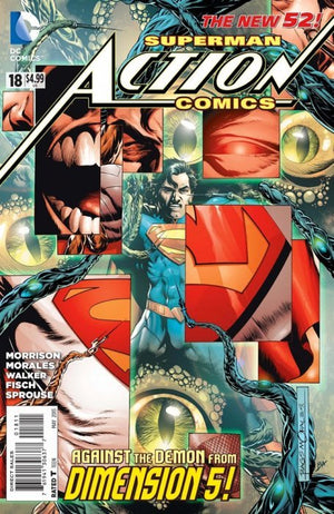 Action Comics (Vol. 2, 2011-2016) #018