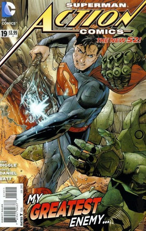 Action Comics (Vol. 2, 2011-2016) #019