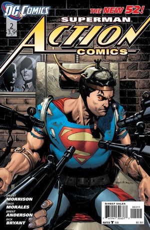 Action Comics (Vol. 2 2011-2016) # 02