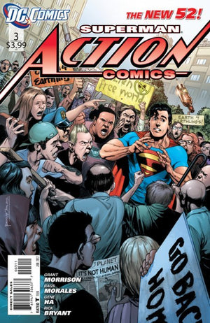 Action Comics (Vol. 2 2011-2016) # 03