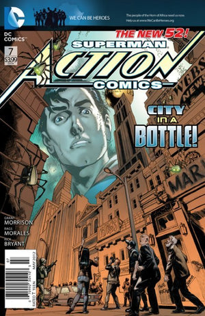 Action Comics (Vol. 2, 2011-2016) # 07