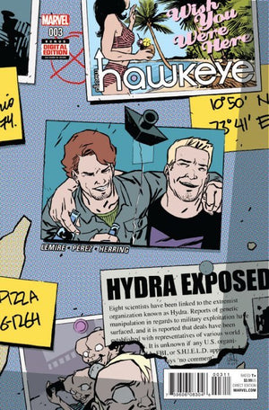 Hawkeye (All-New) (Vol. 2 2016) # 03