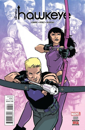 Hawkeye (All-New) (Vol. 2 2016) # 06