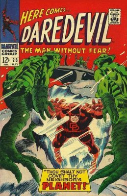 Daredevil (Vol. 1 1964-1998, 2009-2011) #028