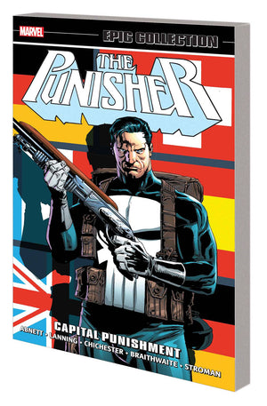 Punisher Epic Collection TP Capital Punishment