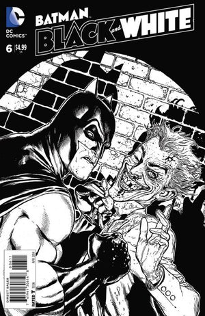 Batman: Black and White (Vol. 2, 2013-2014) # 06