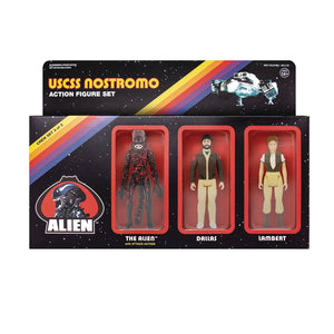 Aliens Reaction Figures Three Packs PRE-ORDER
