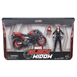 Black Widow - Bike Legends