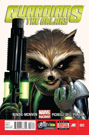 Guardians of the Galaxy (Vol. 3 2013-2015) # 03