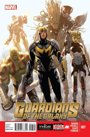 Guardians of the Galaxy (Vol. 3 2013-2015) # 07