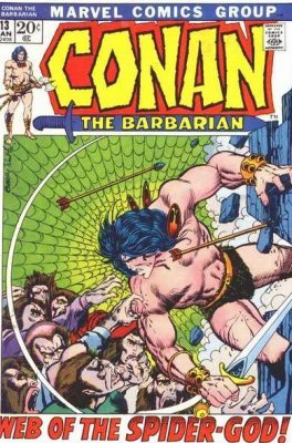 Conan the Barbarian (Vol. 1 1970-1994) #013