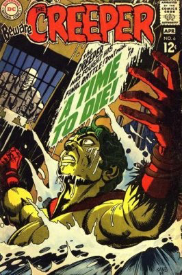 Creeper (Beware The) (Vol. 1 (1968-1969) #6