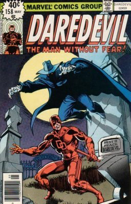 Daredevil (Vol. 1 1964-1998, 2009-2011) #158