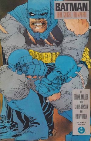 Batman: The Dark Knight Returns (Mini 1986-Present) #2