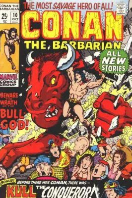 Conan the Barbarian (Vol. 1 1970-1994) #010