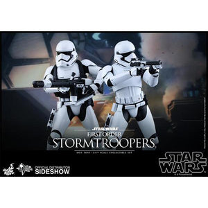 Hot Toys Mms319 Star Wars Episode VII First Order Stormtroopers