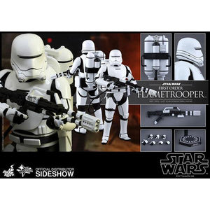 Hots Toys Mms326 Star Wars Episode VII First Order Flametrooper