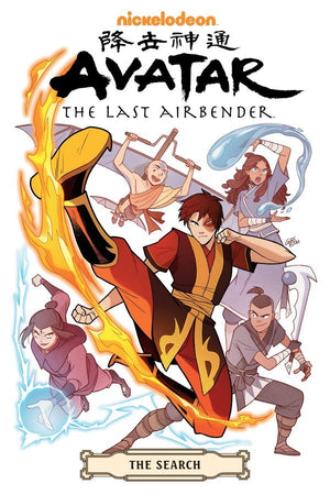Avatar: Last Airbender - The Search Omnibus TP