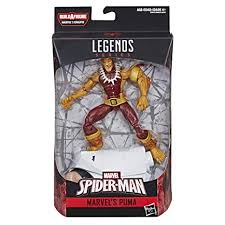 Marvel Legends Spider-man King Pin Build a Figure wave