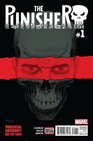 Punisher (The) (Vol. 11 2016-2018) # 01