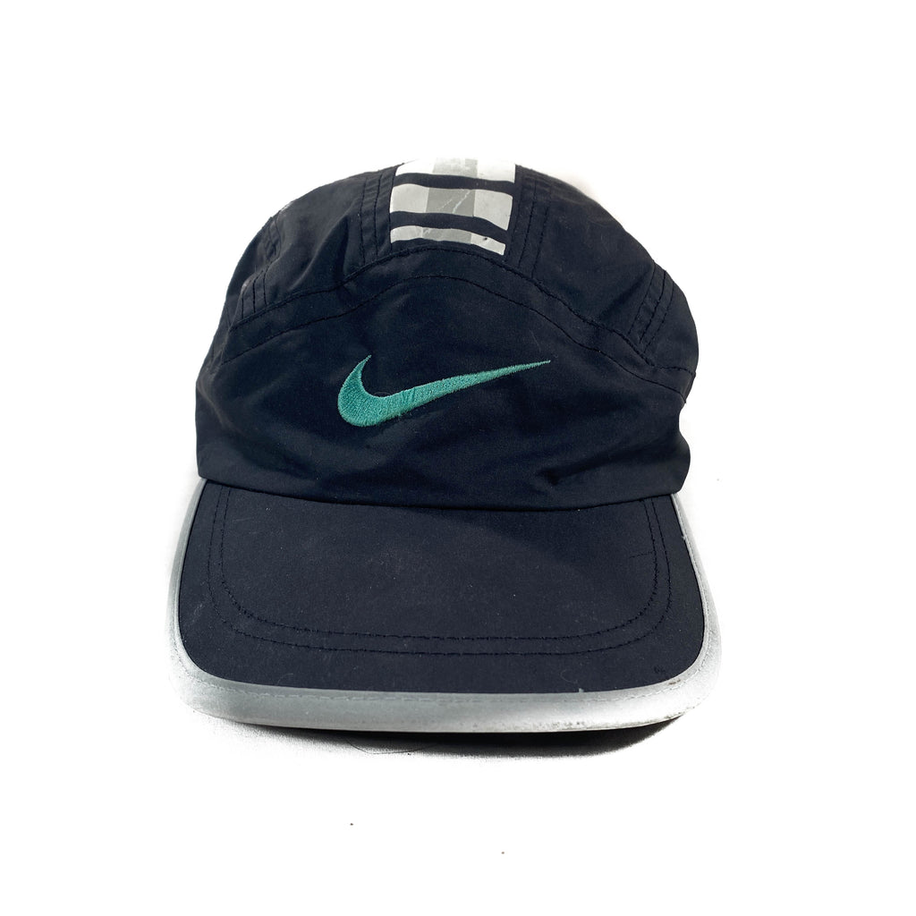 2000s Nike clima-fit reflective hat