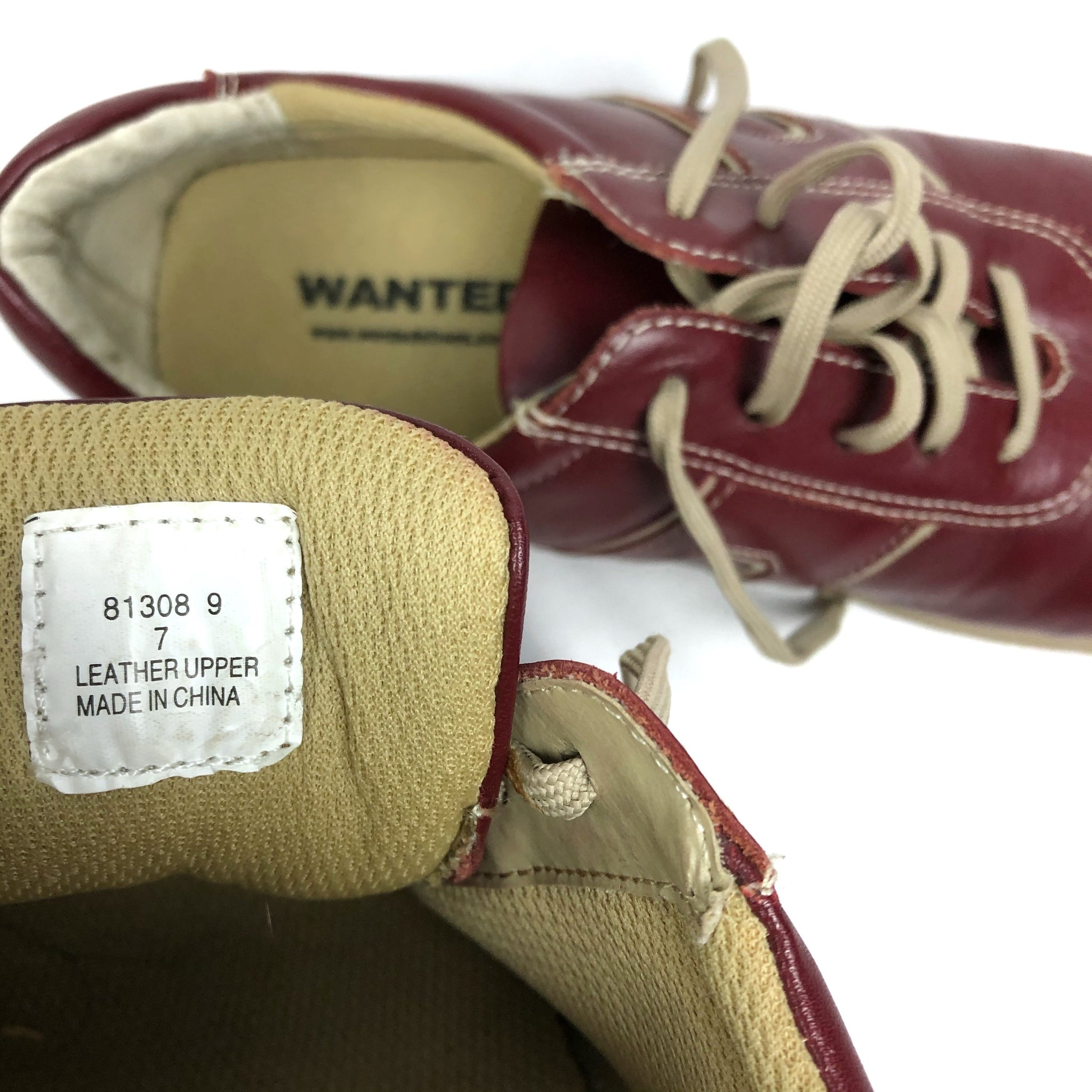 WANTED Leather Shoes