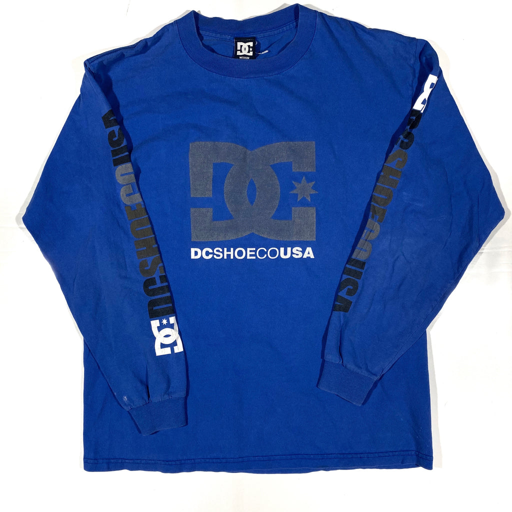 DC SHOE CO long sleeve. medium