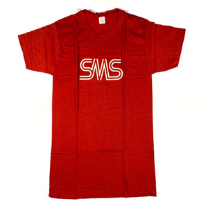 80s SMS New york city. Special music school tee. Medium long fit