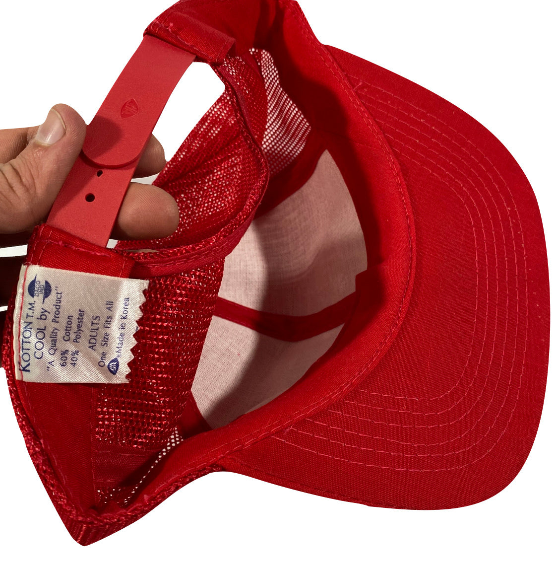 foley belsaw trucker hat.