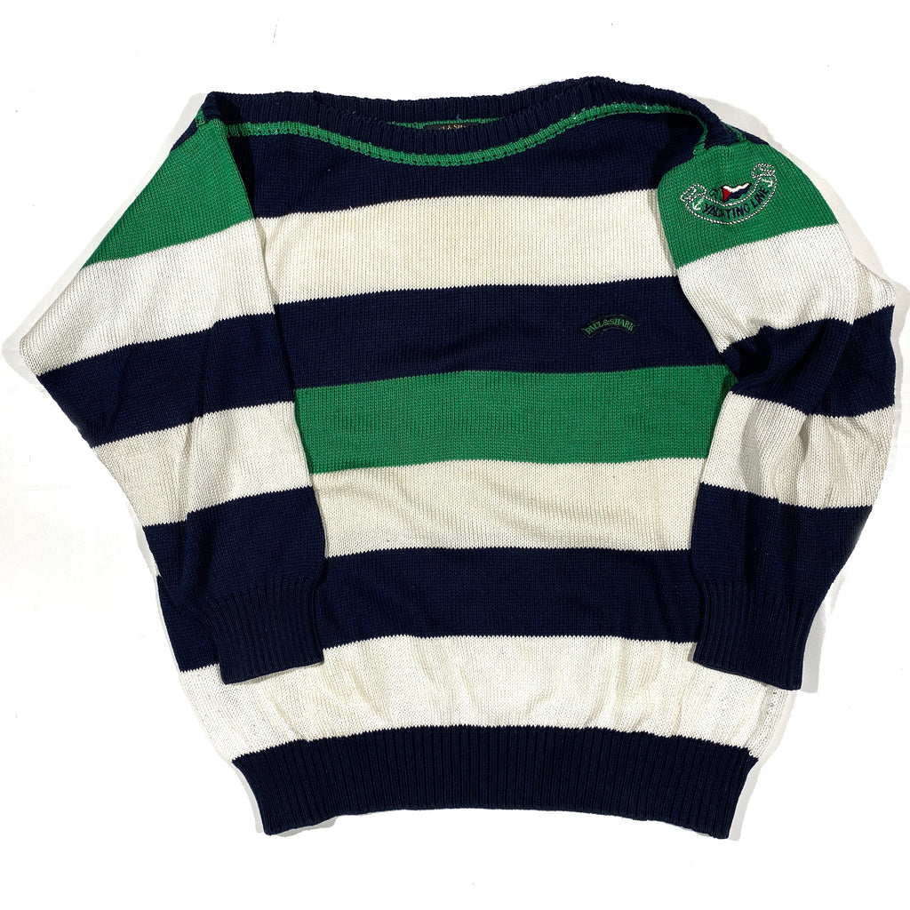 Paul and shark yachting sweater. Made in italy M/L