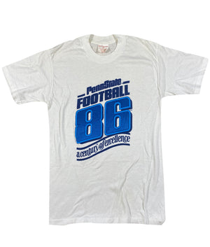 1986 Pennstate tee. Medium fit