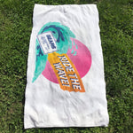 Sears ride the wave towel