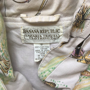 Banana republic safari and travel vest. S-M fit