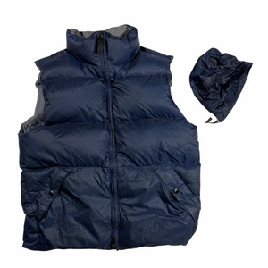 Y2k Burton down vest. medium