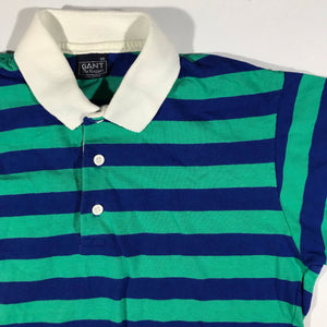 Gant stripped rugger polo. S/M